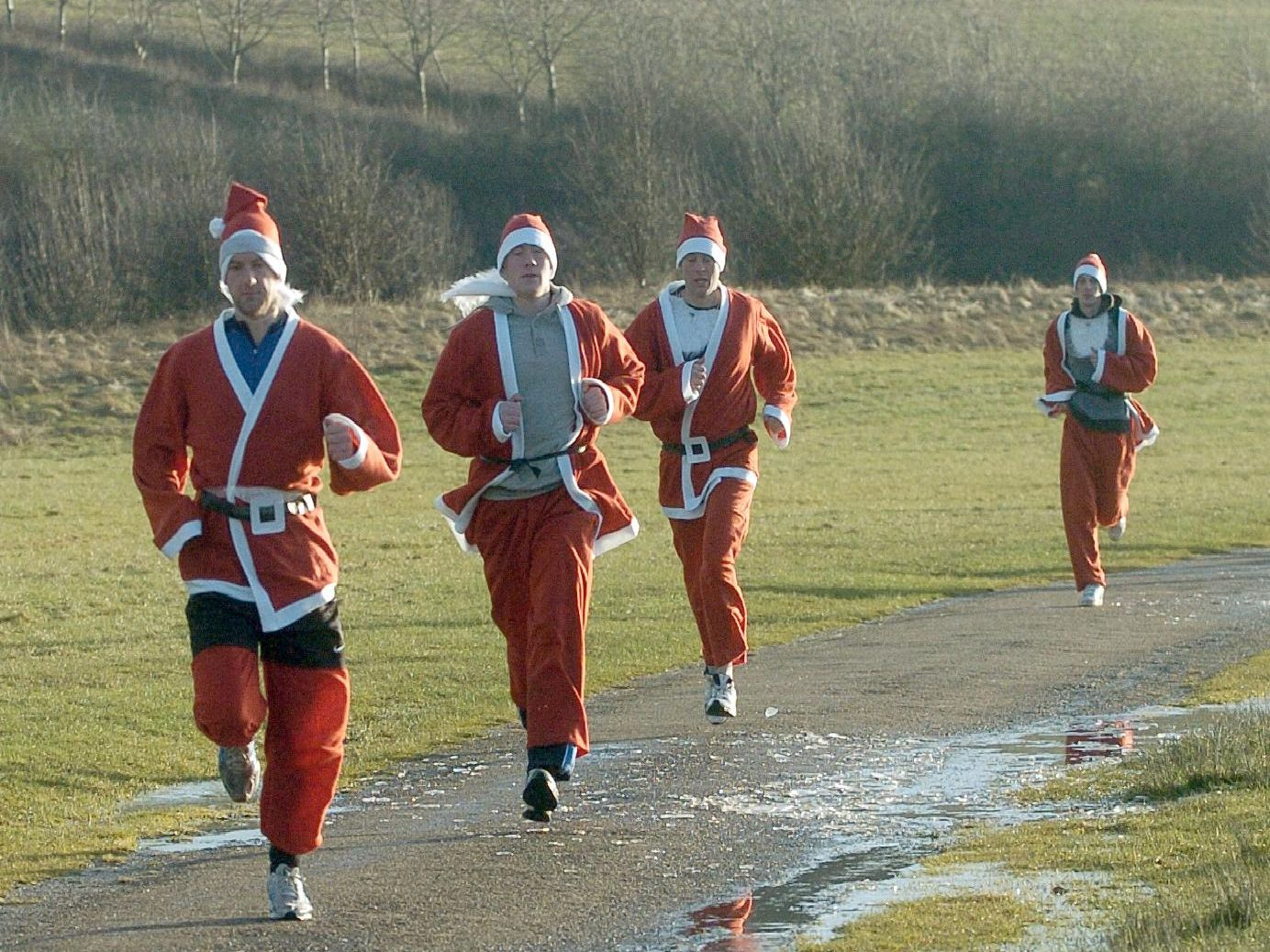 What better way to shake off the festive excess than a run? Local parks will be staging Park Runs - get your trainers on and join one.
