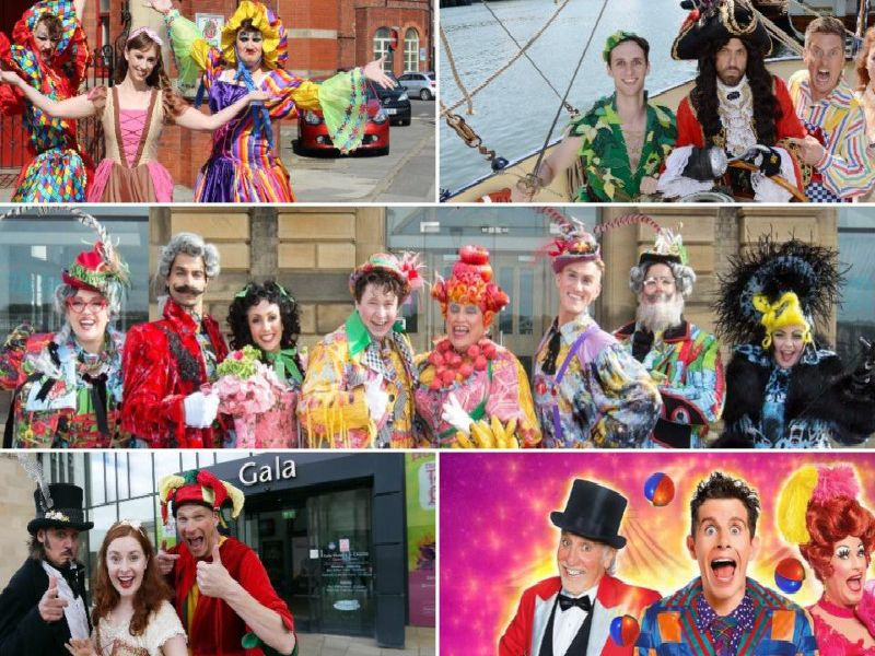 The top pantos you can see in the North East this Christmas