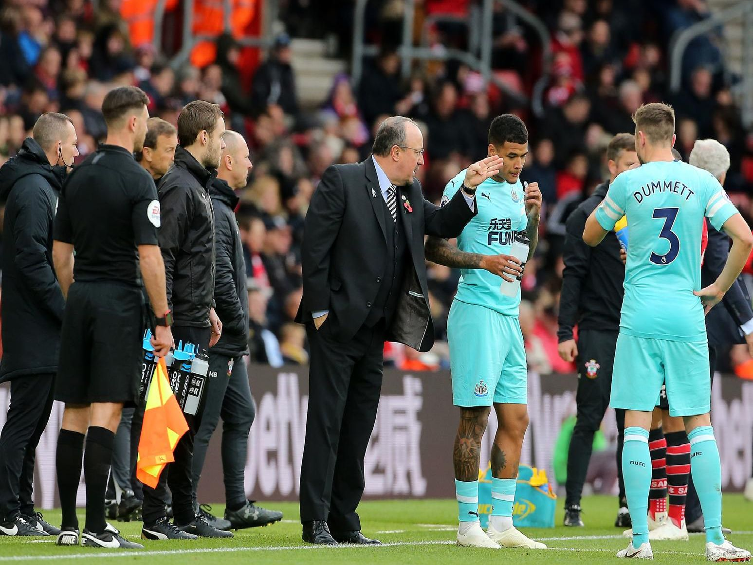 Who stood out for Newcastle at Burnley?