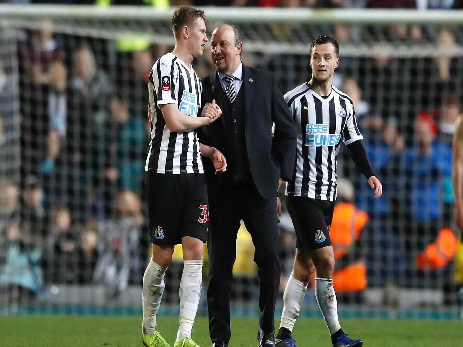 Sean Longstaff stood out for Rafa Benitez's side - but who else did?