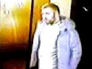 Police have released an image of this man following an alleged rape.