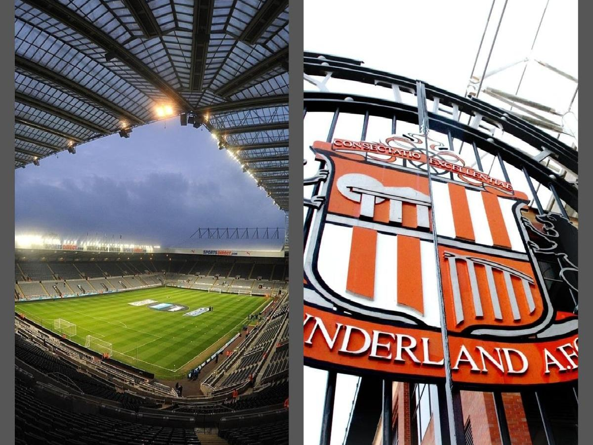 Sunderland and Newcastle's staggering Premier League wage bills have been revealed