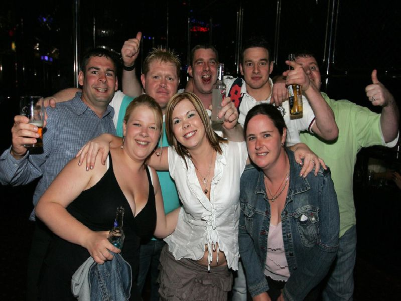 Enjoy these memories from The Frontier - do you recognise anyone?