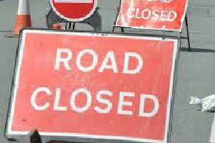 The closures will start on Monday, September 23 and be in place until the end of November