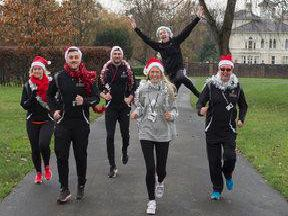 St Helens Santa Dash will take place in Victoria Park on Saturday, December 14 at 11am.