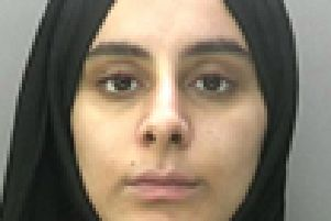 Woman convicted of helping husband plan to carry out terror attack