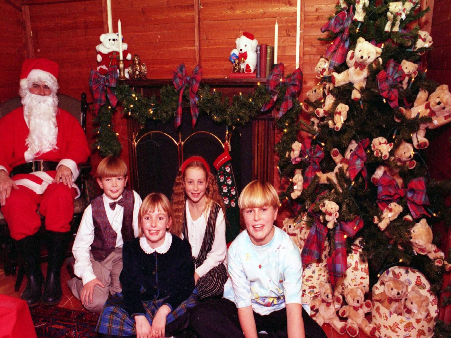 When Christmas had a special sparkle