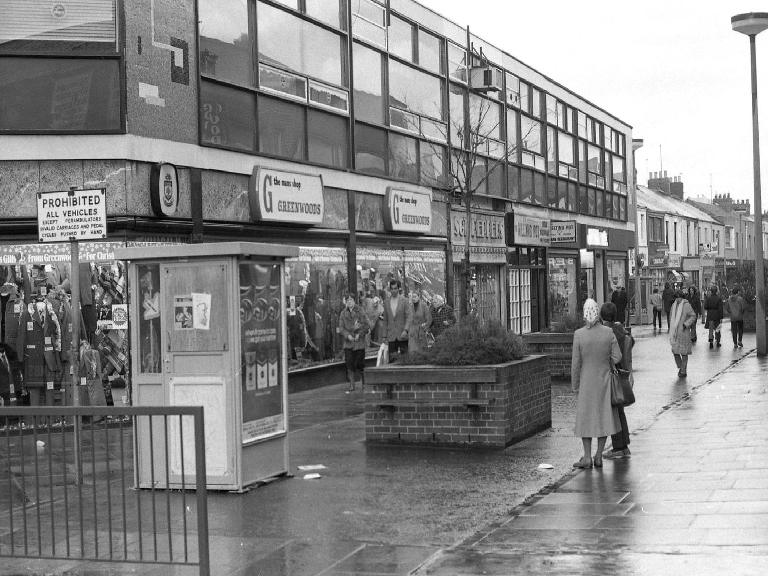 How many of these shops of yesteryear do you remember?