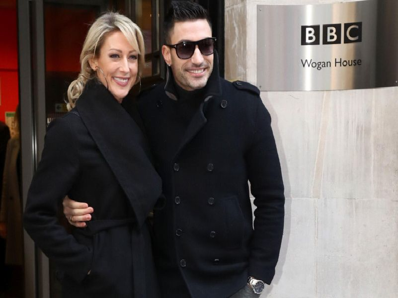 Faye Tozer and Strictly partner Giovanni Pernice have made it to the final of Strictly Come Dancing 2018. Picture: PA/BBC.