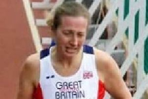 Sunderland Harrier Jacqueline Etherington has a busy period racing on the boards ahead of her.