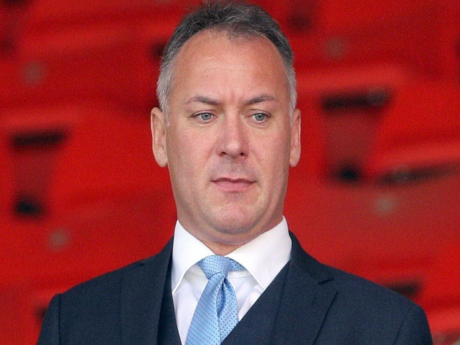 Sunderland owner Stewart Donald has made a Barnsley and Luton admission