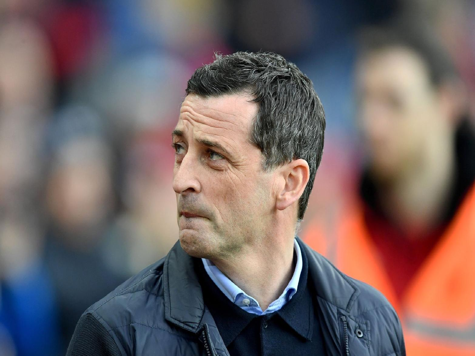 Sunderland boss Jack Ross.