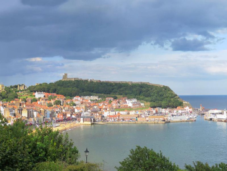 The best hotels in Scarborough according to Trip Advisor.
