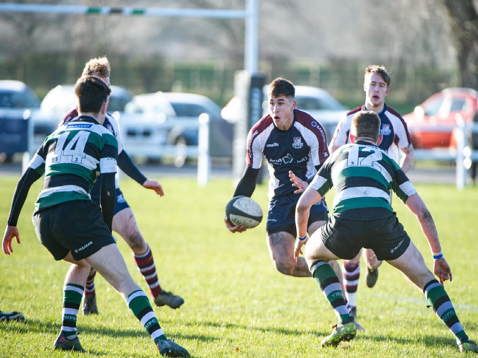 York 20-29 Scarborough RUFC