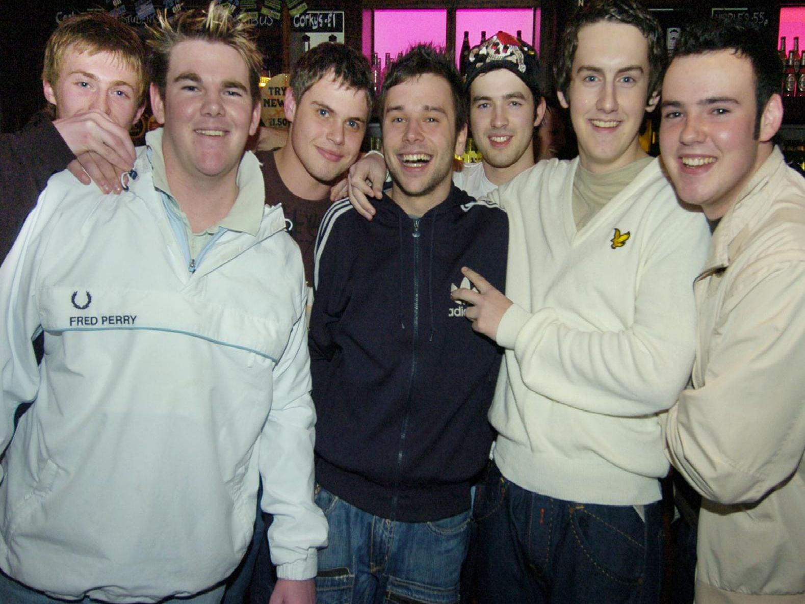 Big NIght Out 2007