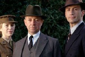 Foyle's War was a British detective drama television series set during (and shortly after) the Second World War.''It starred Michael Kitchen as Foyle, Honeysuckle Weeks as his driver Sam Stewart and Anthony Powell as his sidekick sergeant Paul Milner