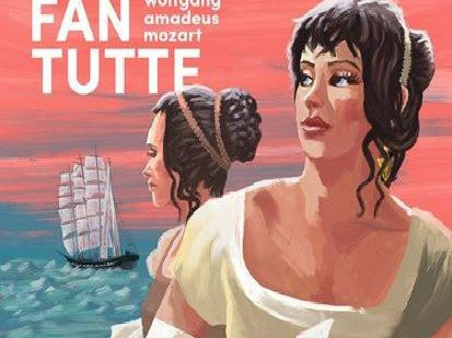 The company brings Cosi Fan Tutte to Bridlington and Harrogate