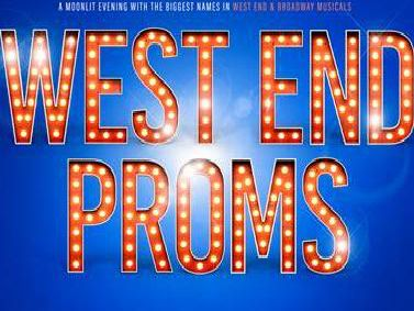 West End Proms at Scarborough Open Air Theatre
