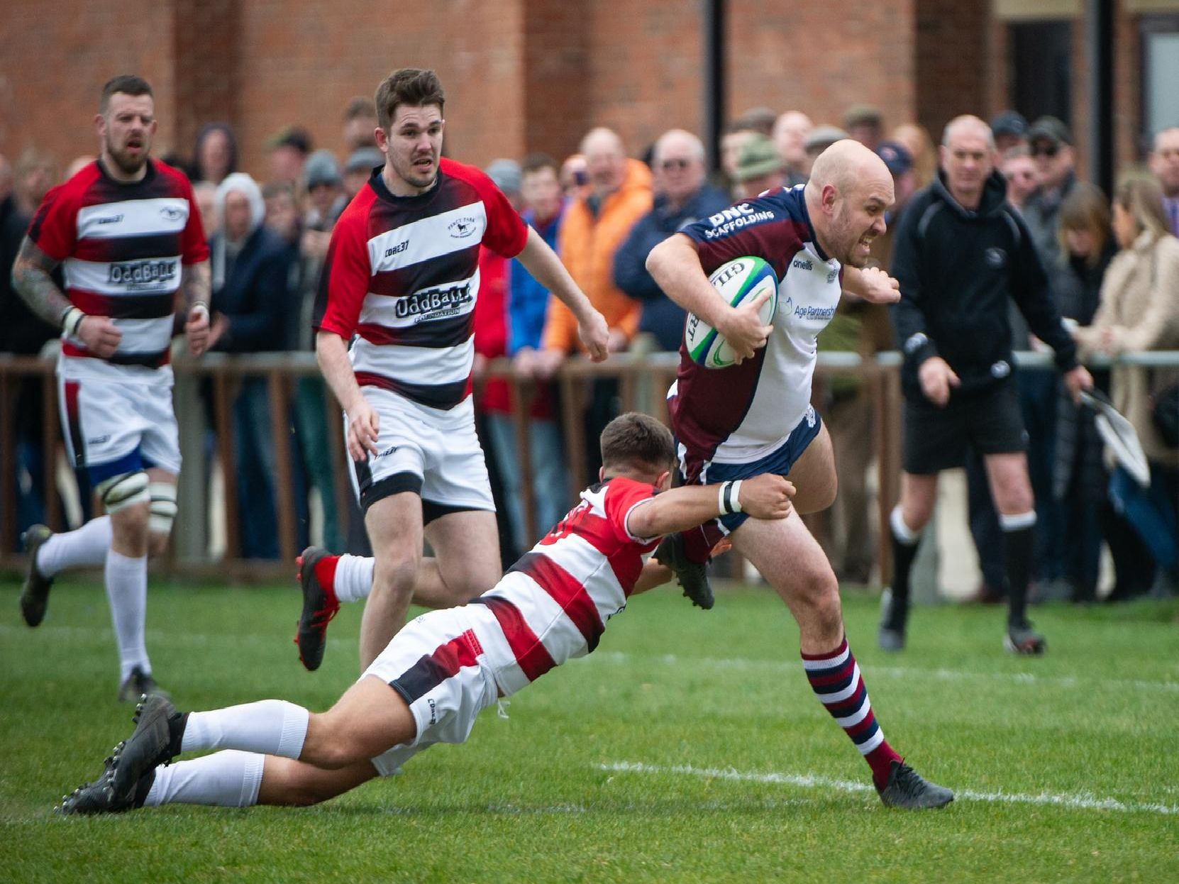Scarborough RUFC 34-32 Percy Park
