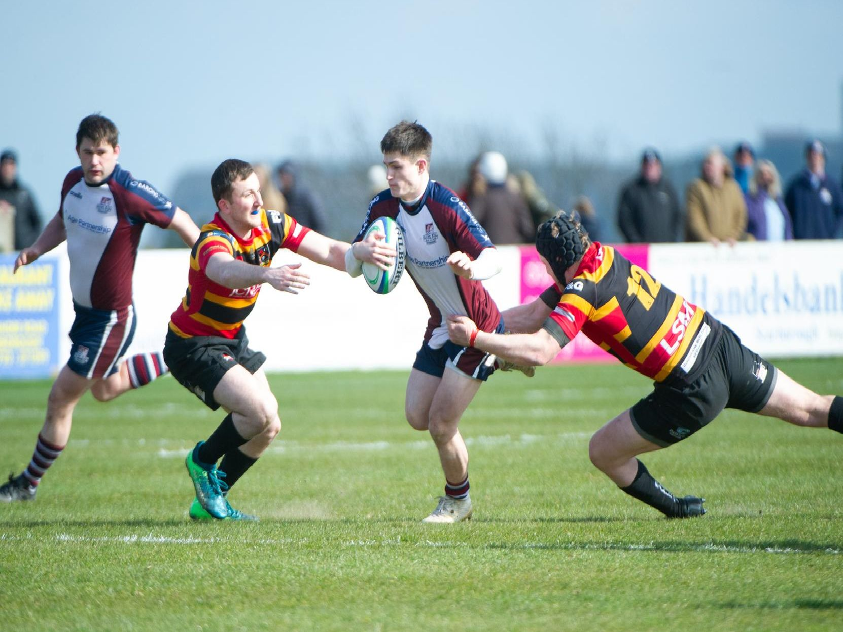 Scarborough RUFC 39-26 Bradford & Bingley