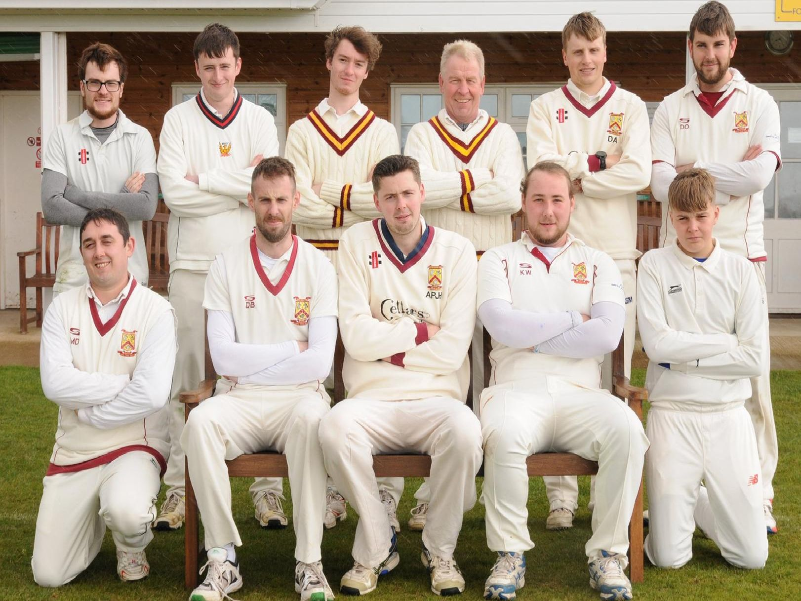 Sewerby v Staxton 2nds
