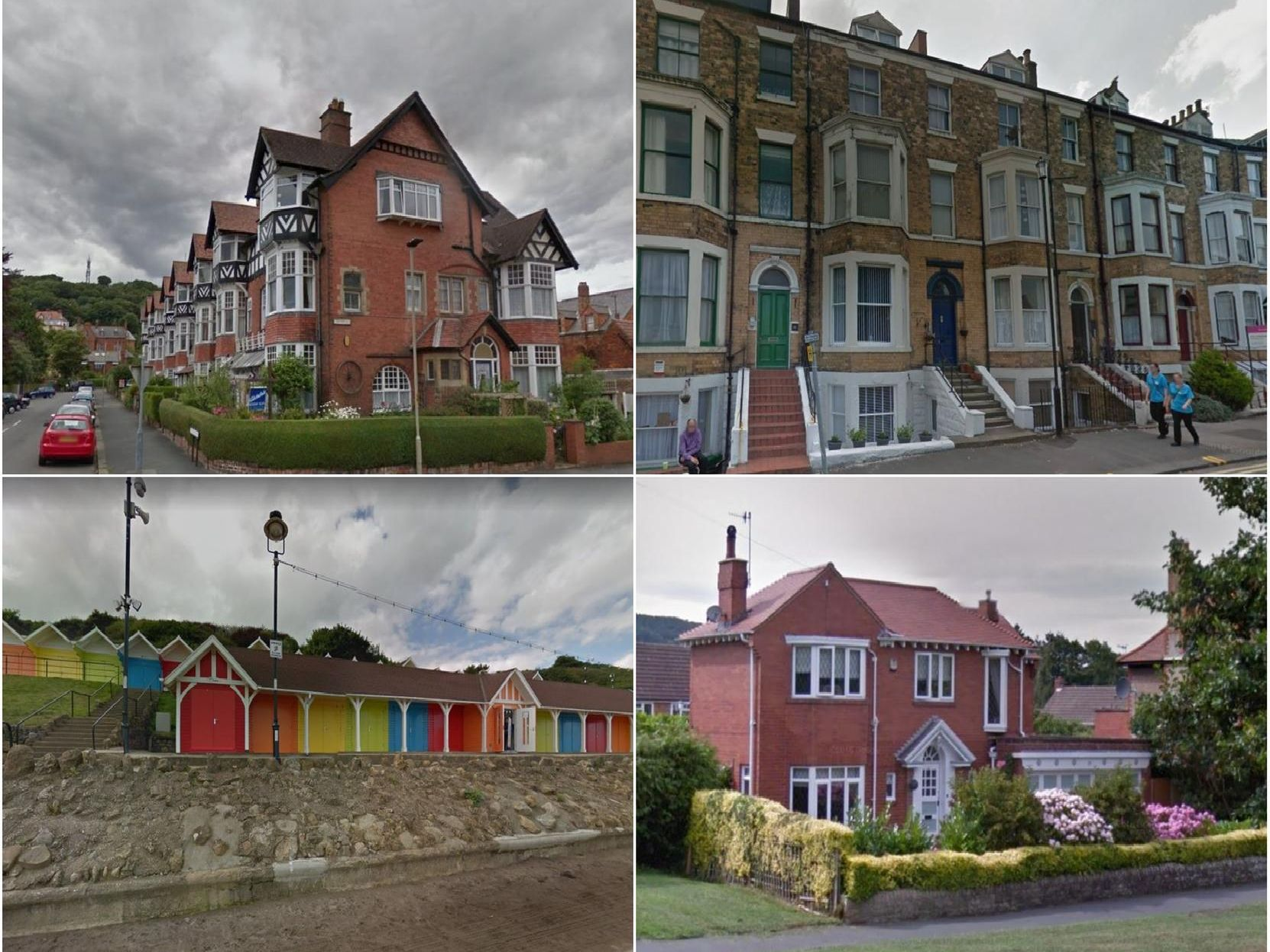 The cheapest and most expensive houses sold in Scarborough in 2019 have been revealed. PICS: Google