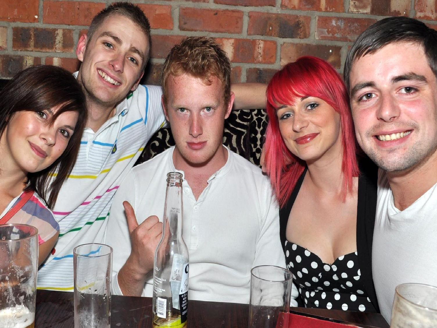 Big Night Out in Scarborough 2011