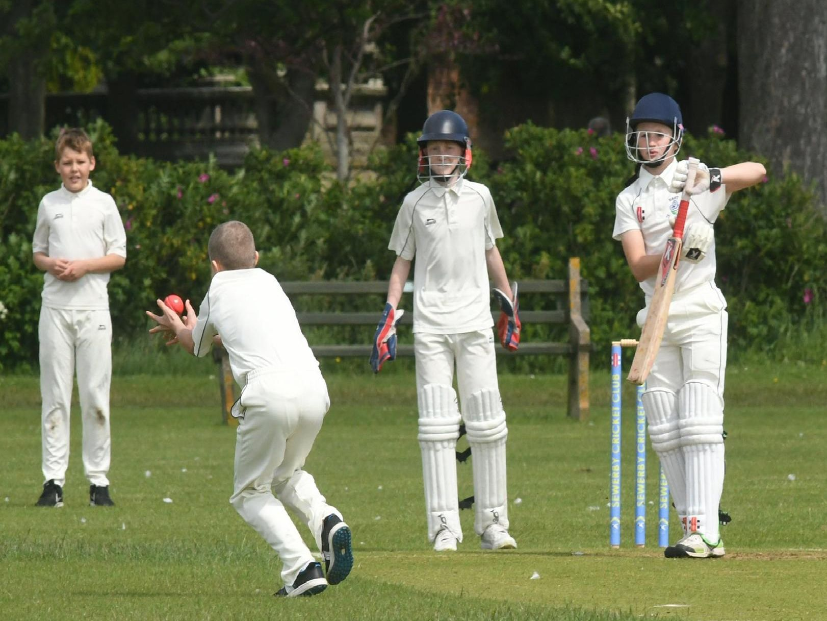 Sewerby U13s v Seamer Photos by Dom Taylor