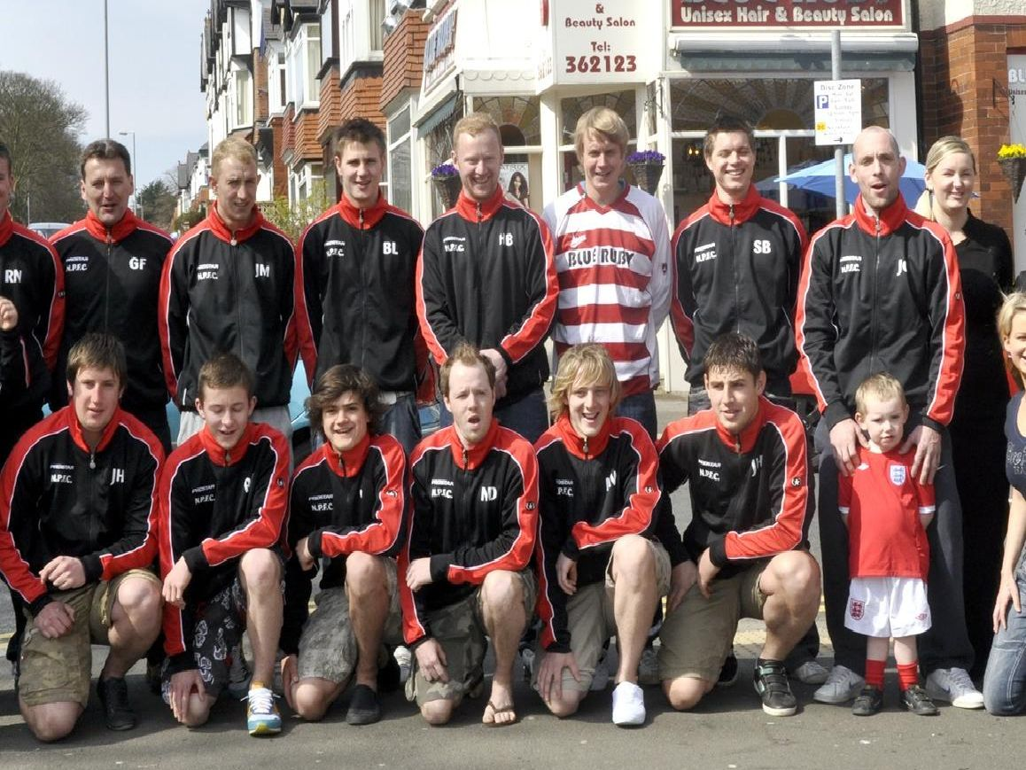 Scarborough's must see sponsorship photos