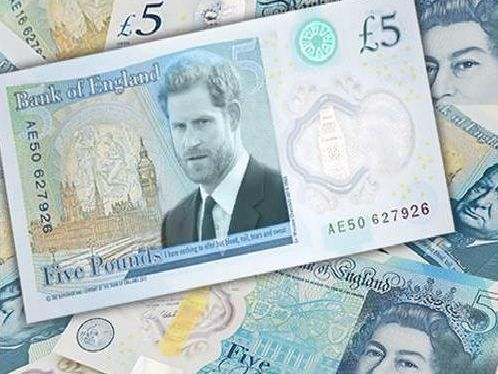 Ant And Dec Prince Harry Michael Caine The Star Names Sheffield People Would Like To See On Banknotes