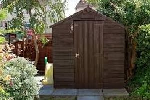 The humble garden shed