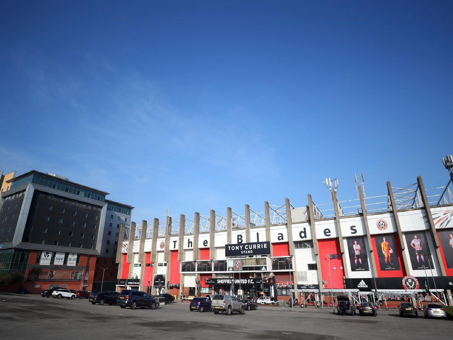 Sheffield United's Bramall Lane home