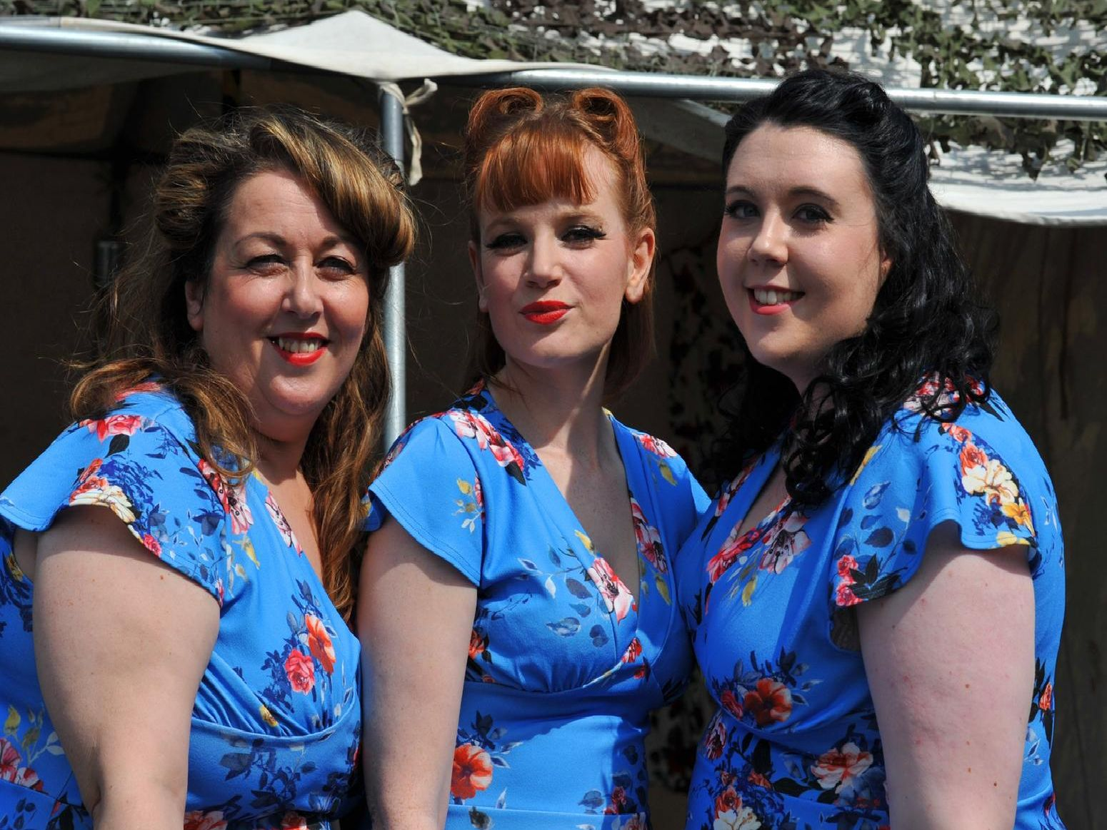 Dancing, singing, cycling, stalls, vehicles and more at the second annual 1940's Revival Weekend, held in and around Morecambe War Memorial Hall.