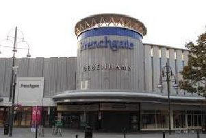 Frenchgate Shopping Centre, Doncaster