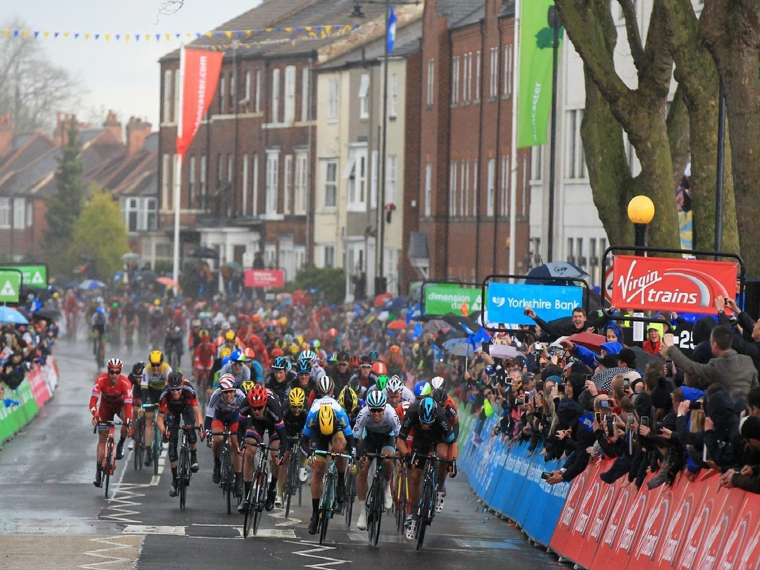 The Tour de Yorkshire is back in Doncaster - with the town chosen for the start of this year's race on May 2. The event takes place between May 2-5.
