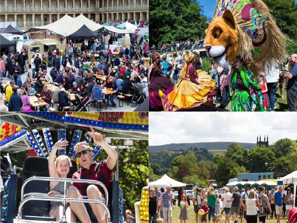 Summer events in Calderdale