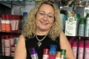 A Wakefield salon aims to save 1,000 bottles of shampoo from going to landfill.
