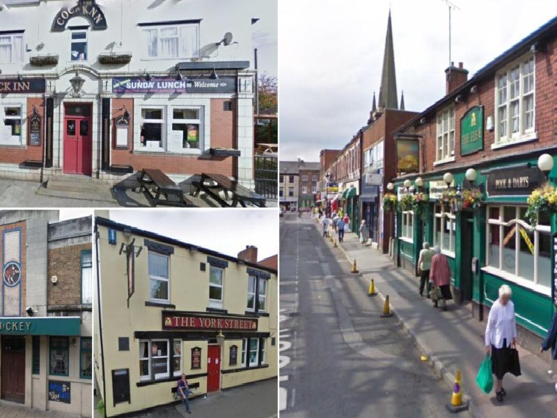 Do you remember these pubs?