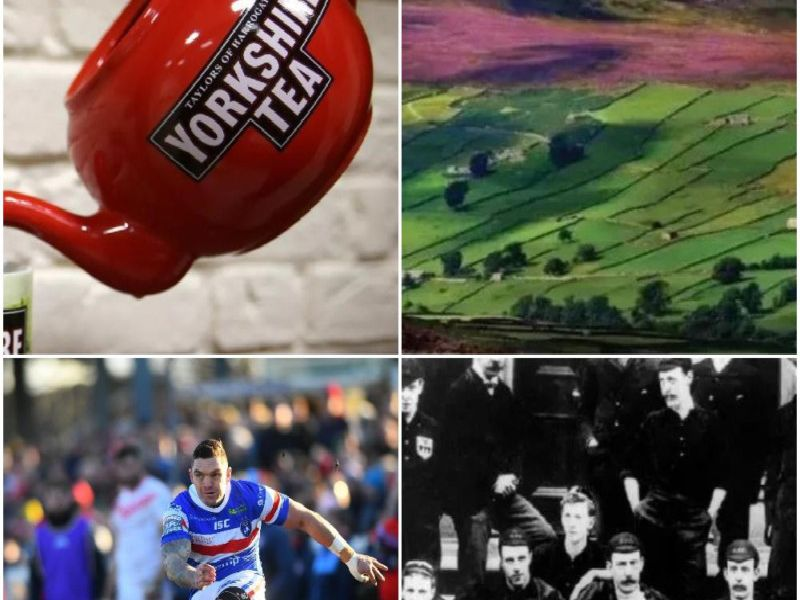 12 things that prove Yorkshire is better than Lancashire.