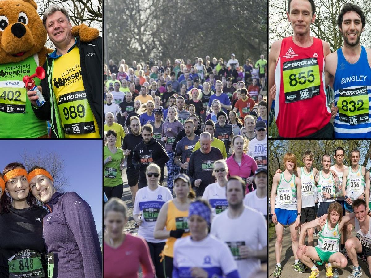 Take a look at some of our Wakefield Hospice 10k Road Run pictures from the last ten years.