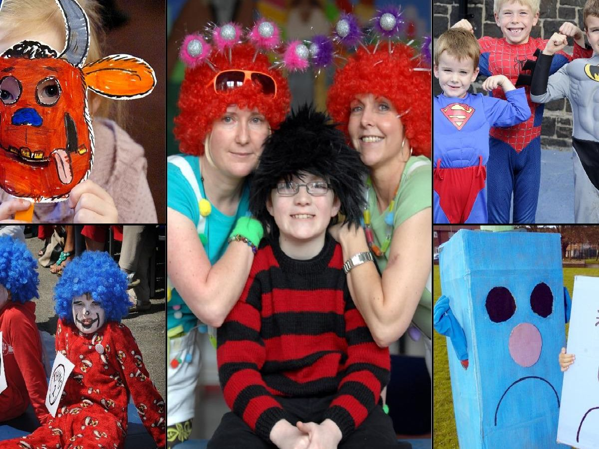 World Book Day 2019 is right around the corner, and schools across the country will be encouraging pupils to dress as their favourite book characters.