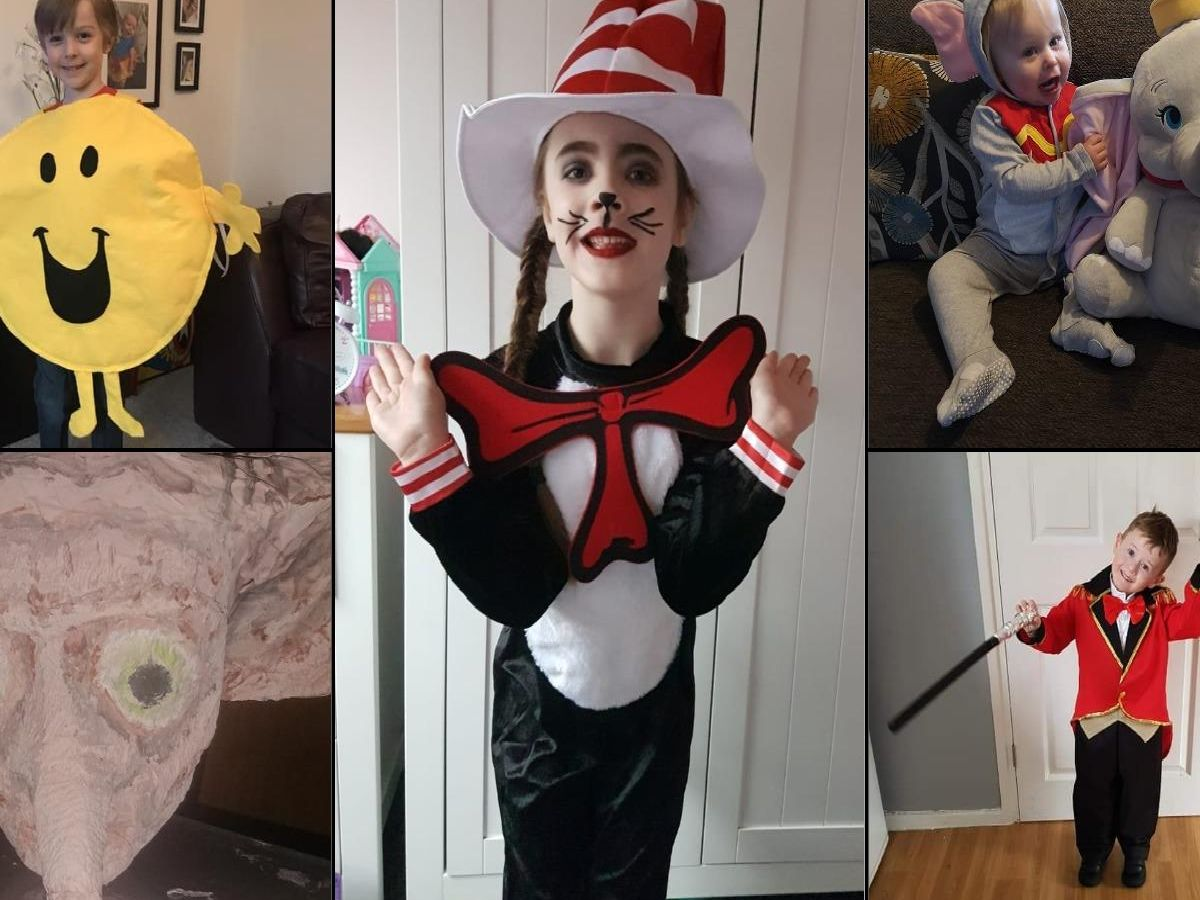 It's World Book Day! We asked you to send in photos of your costumes, and you definitely didn't disappoint. We loved them all, and while we can't share all the photos we were sent, these are some of our favourites.