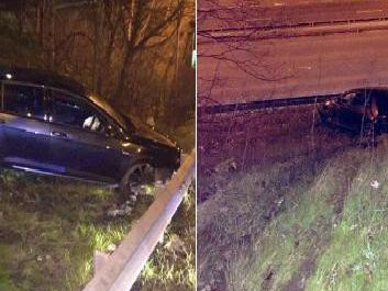 West Yorkshire Police tweeted this picture of the car yesterday.