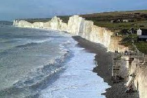 From Belle Tout to Lookout Hill, the two-mile route follows the cliff edge, with dogs allowed off lead so long as there isnt any livestock nearby. The walk lets you follow in the footsteps of old customs officers who checked the shoreline below for smugglers.