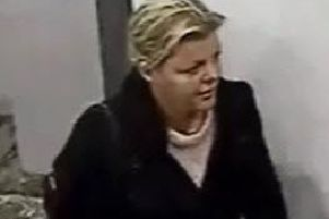 Officers are asking members of the public to get in touch if they recognise this woman