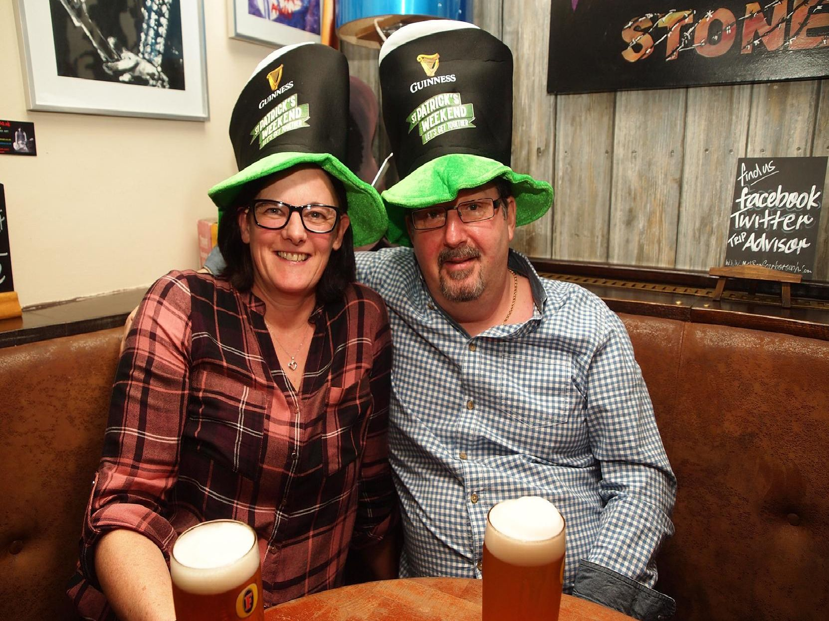 St Patrick's Day 2019 on the Yorkshire Coast