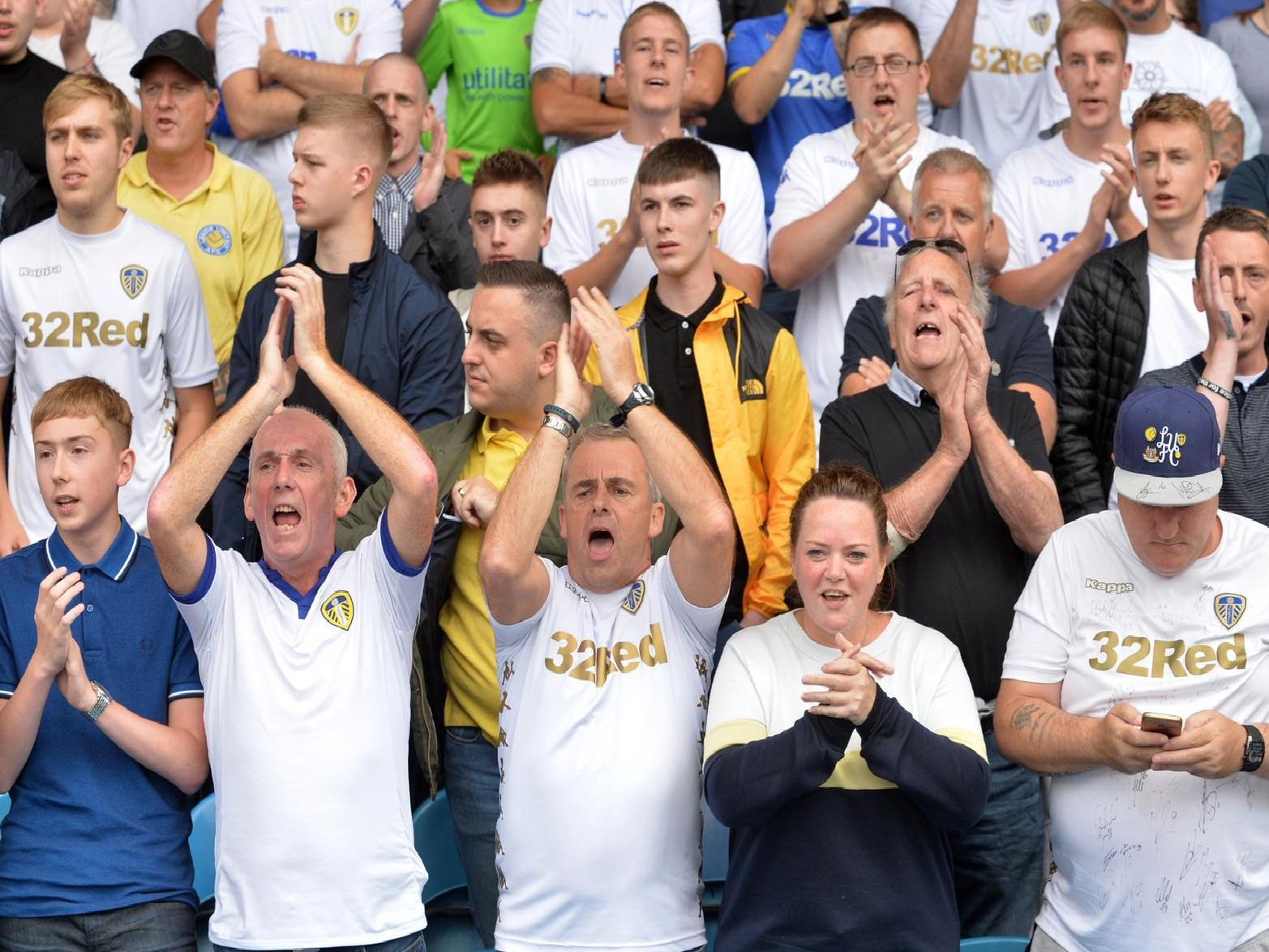 Leeds United fans rank 2nd in the Championship attendance table - but when do they rank when it comes down to filling the stadium?