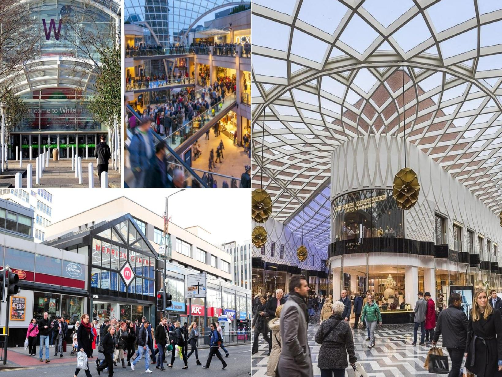 Here are the Boxing Day opening times for the White Rose Centre, Trinity Leeds, The Springs and others
