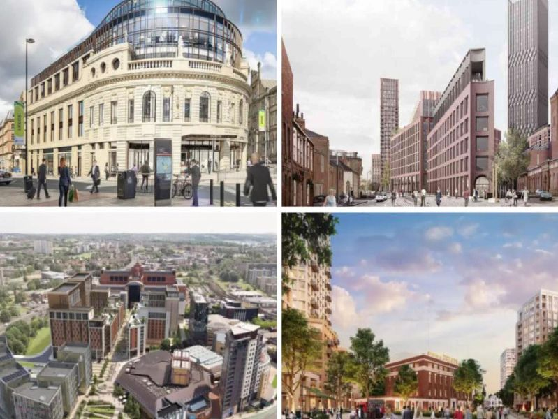 13 most exciting development underway in Leeds
