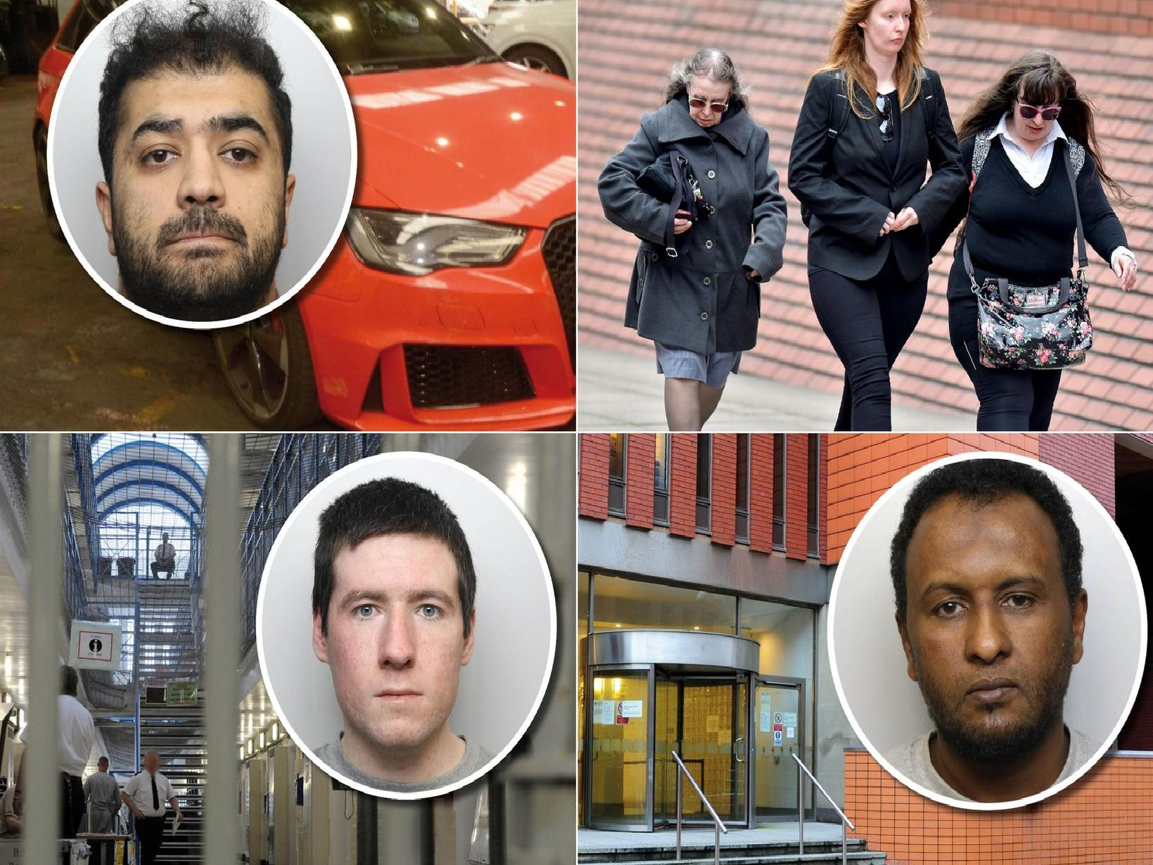Some of the most shocking cases in Leeds Crown Court in 2018